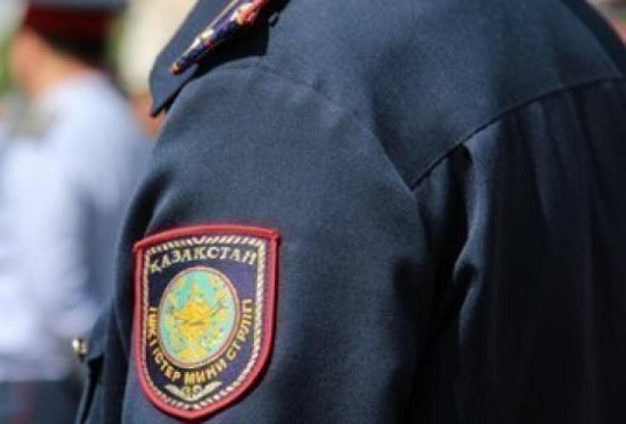 Штат костанайской полиции сокращен на 357 единиц