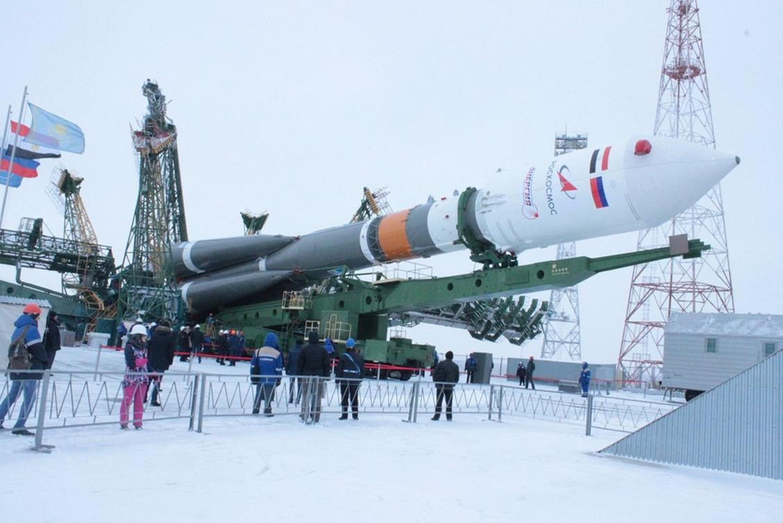 На Байконуре запустили созданный в России египетский спутник