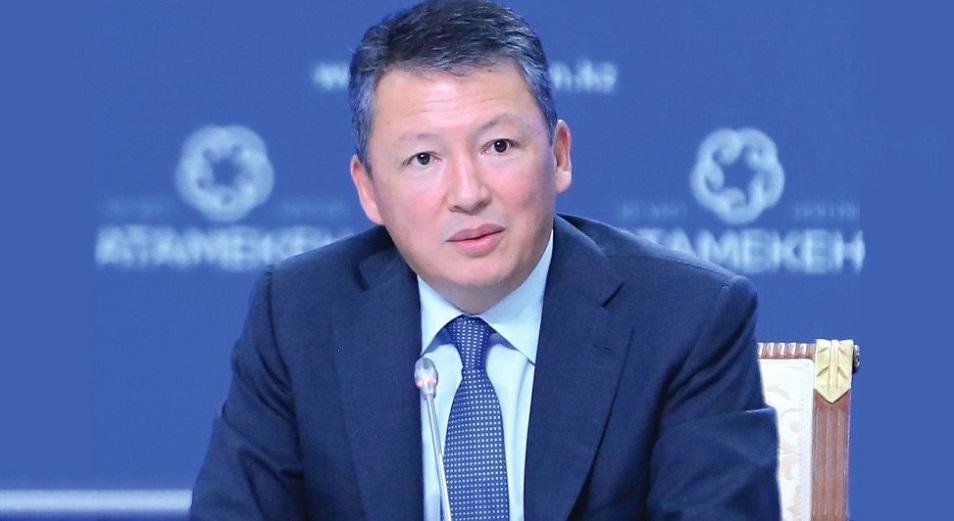 Тимур Кулибаев поздравил школьников и студентов: «Предпринимательство – универсальный навык»