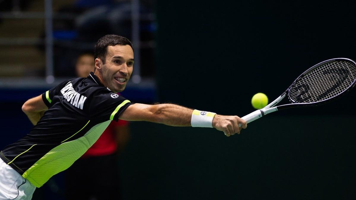 Михаил Кукушкин потерпел поражение во втором круге турнира серии Masters в Монте-Карло