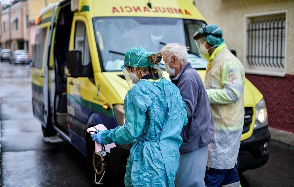 В Испании продлили особое положение из-за коронавируса до 26 апреля