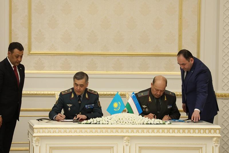 Подписано соглашение об использовании военных аэродромов Казахстана и Узбекистана военной авиацией