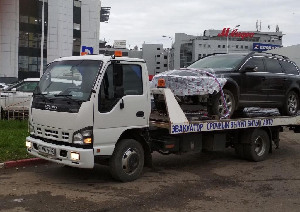 Парад разбитых машин прошёл в Кызылорде
