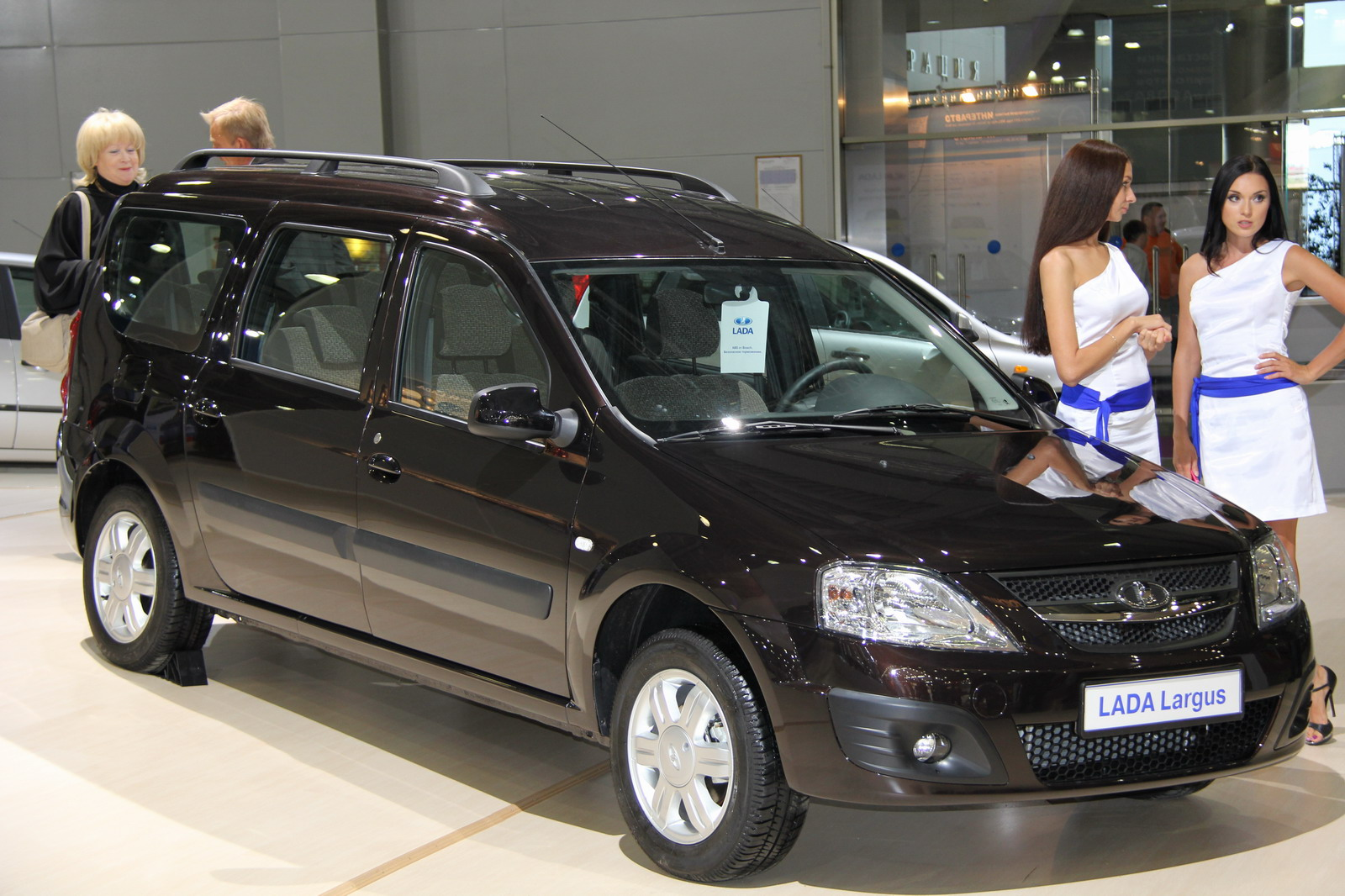 """""""АвтоВАЗ"""" отзывает почти 33 тысячи Lada из-за возможных проблем с тормозами"""