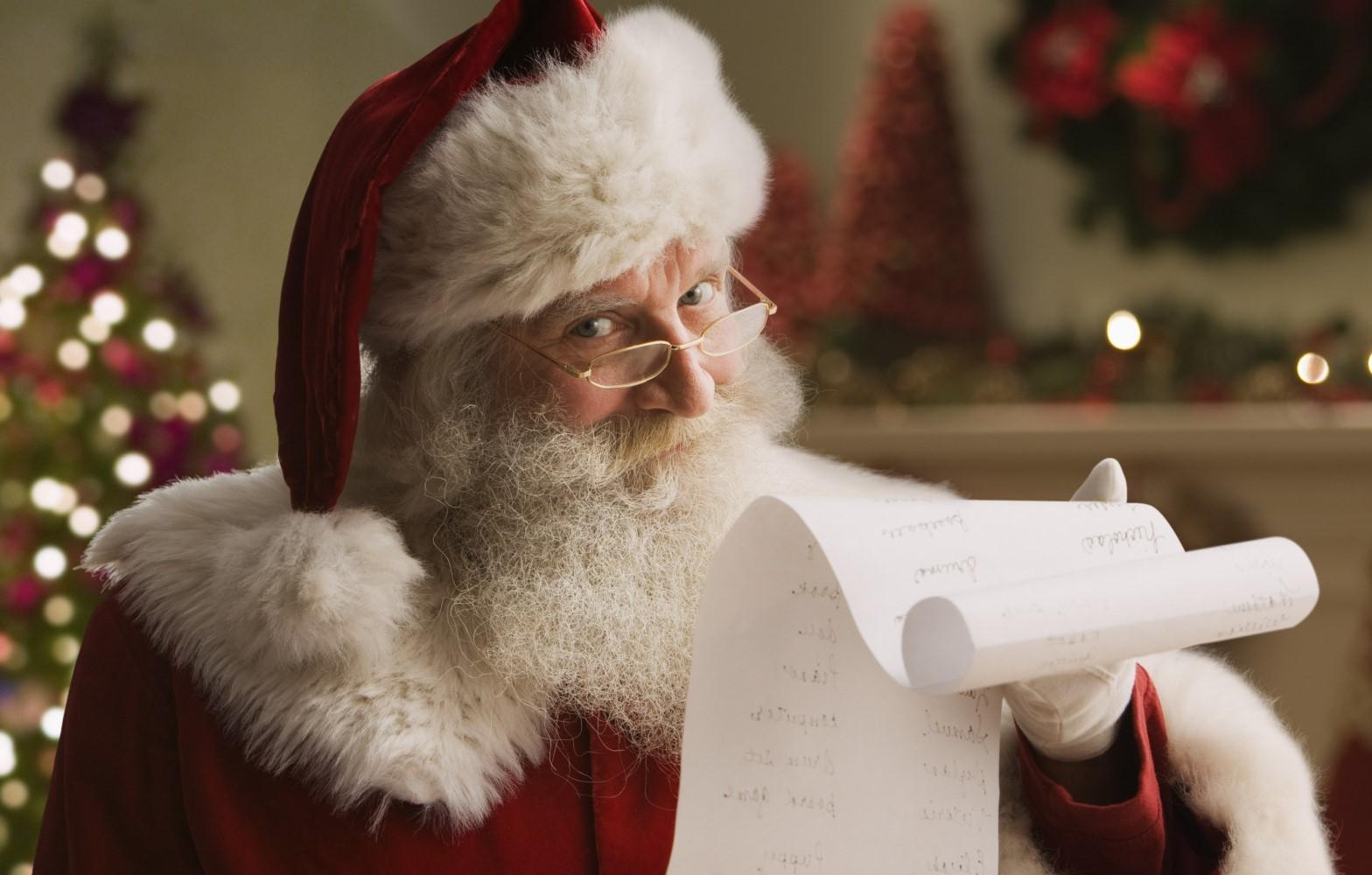 В немецком городе детям запретили писать публичные письма Санта-Клаусу