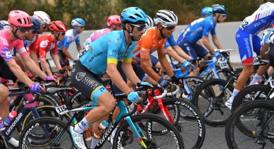 Гонщик «Астаны» вошел в топ-10 этапа «Тур Даун Андер»