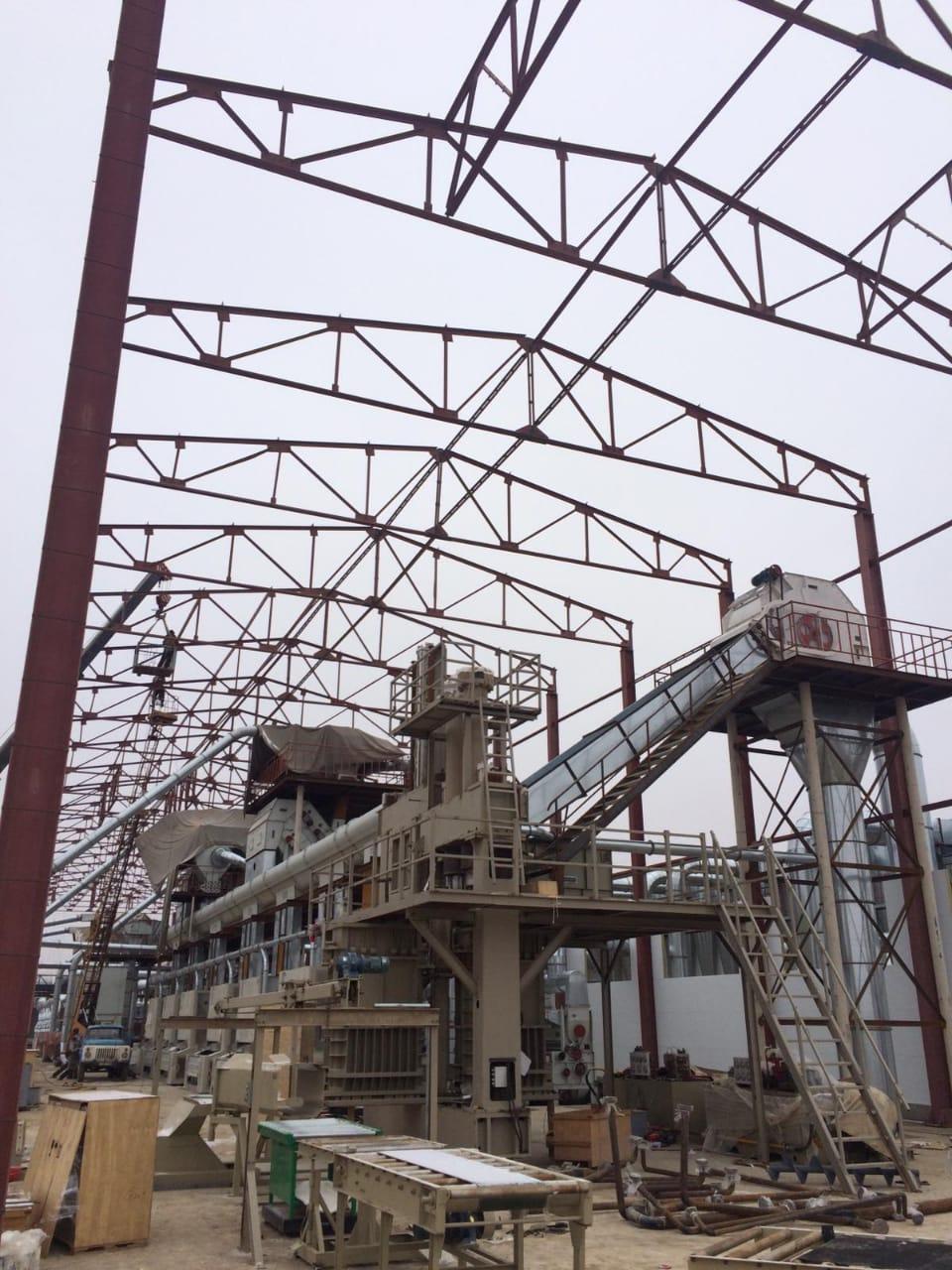 Два хлопкоперерабатывающих завода общей стоимостью более 6 млрд. тенге строят в Туркестанской области