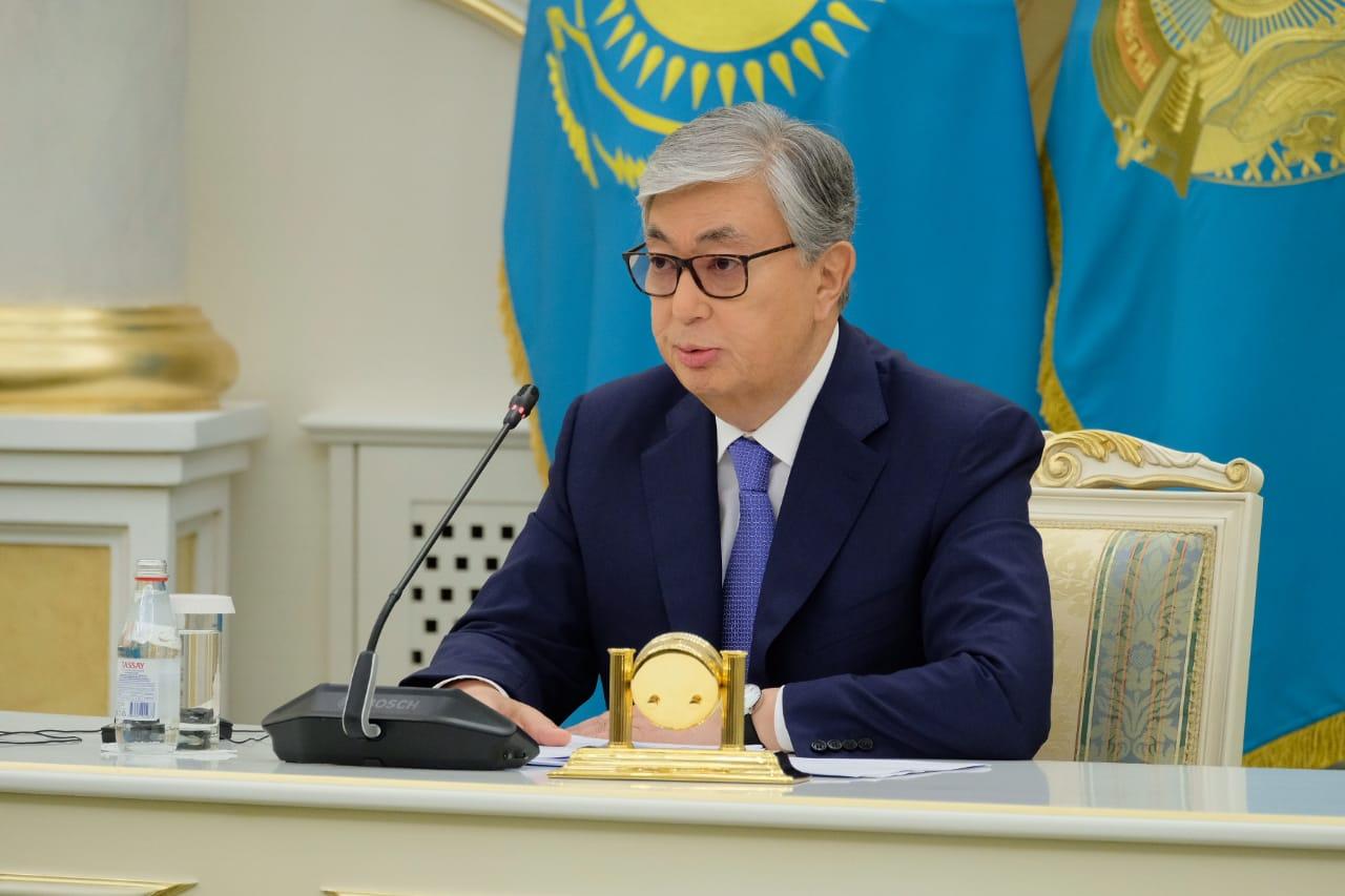 Я  считаю себя полнокровным Президентом Республики Казахстан, - Касым-Жомарт Токаев