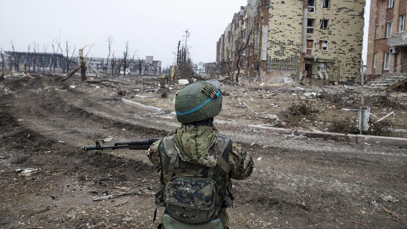 Финляндия выделит €600 тысяч на разминирование Донбасса