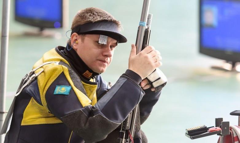 Юрий Юрков завоевал олимпийскую лицензию на ЧА по пулевой стрельбе