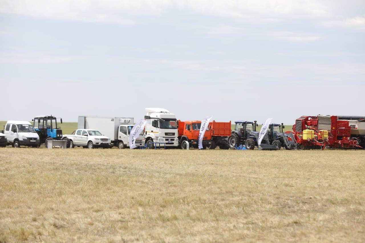 На растениеводство в Актюбинской области выделено 4,4 млрд тенге