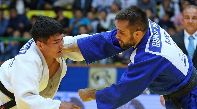 Семеро казахстанских дзюдоистов вошли в топ-16 мирового рейтинга