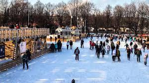 Круглосуточные бесплатные ледовые катки открываются в Алматы