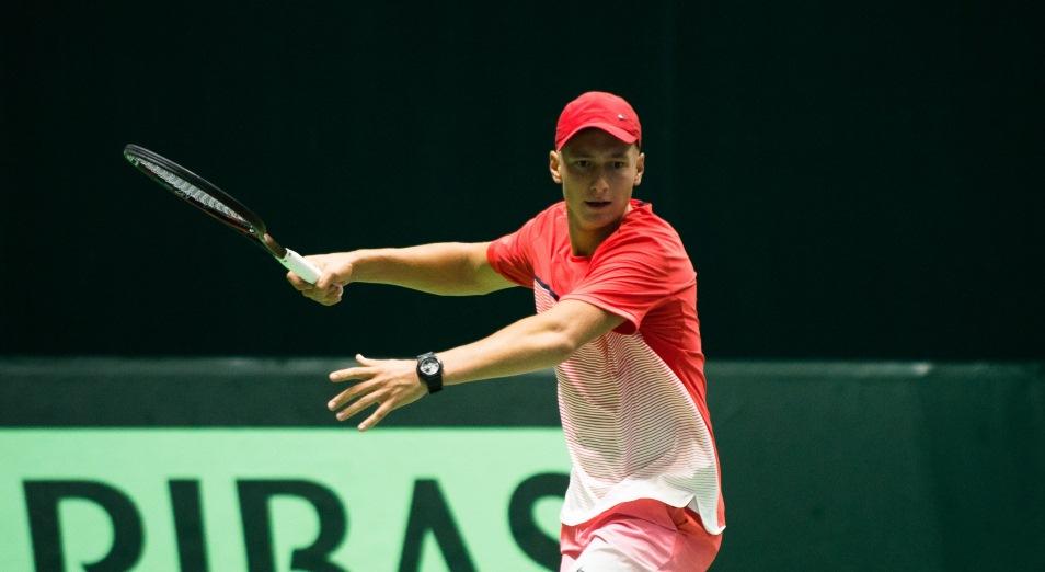 Евсеев и Хабибулин могут принести двойной успех Казахстану на вьетнамском «Челленджере», теннис, Спорт, Денис Евсеев, Тимур Хабибулин, Australian Open, Большой шлем