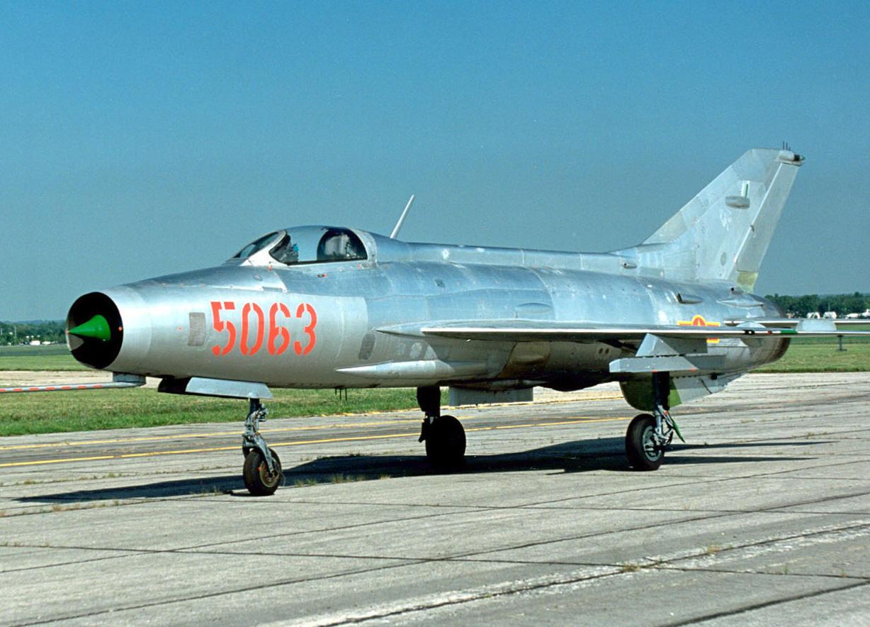 В Индии истребитель МиГ-21 разбился после столкновения с птицей