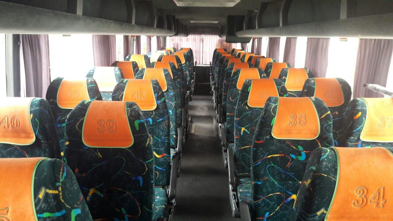 Казахстанские спасатели эвакуировали более полусотни граждан Узбекистана из сломавшегося на трассе автобуса, Спасатель, Узбекистан, Автобус