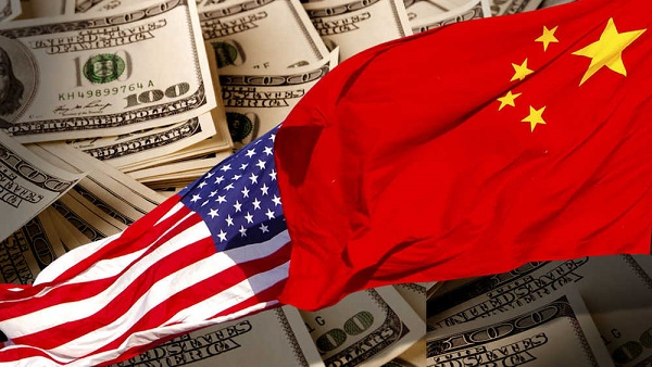 Китай и США: объем торговли по итогам восьми месяцев сократился на 14%
