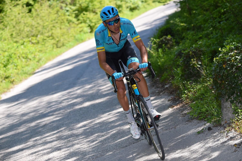 Лучшим в составе «Астаны» стал Жандос Бижигитов на четвертом этапе «Тура Турции»