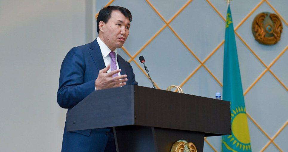 Алик Шпекбаев: «Как противостоять алчности отдельных чиновников», госслужба, коррупция, Взятки, АДГСПК, КНБ