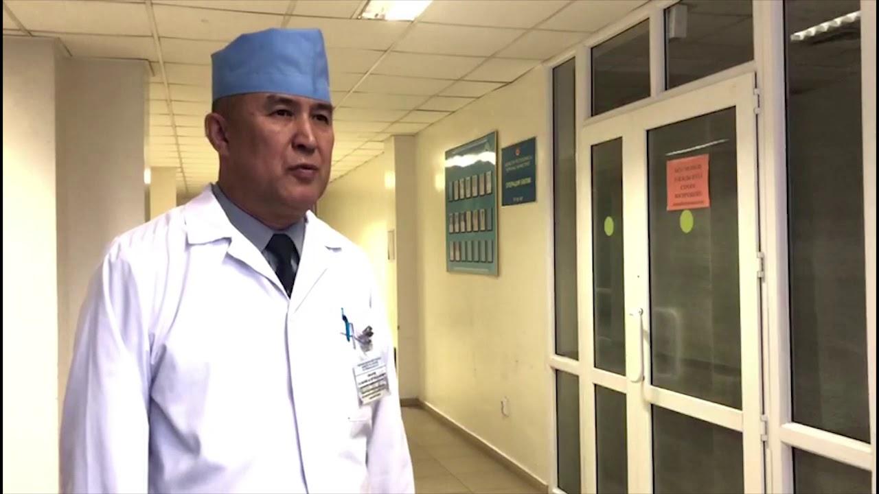 Все пострадавшие при детонации снаряда близ Арыси саперы переведены в профильные отделения госпиталя