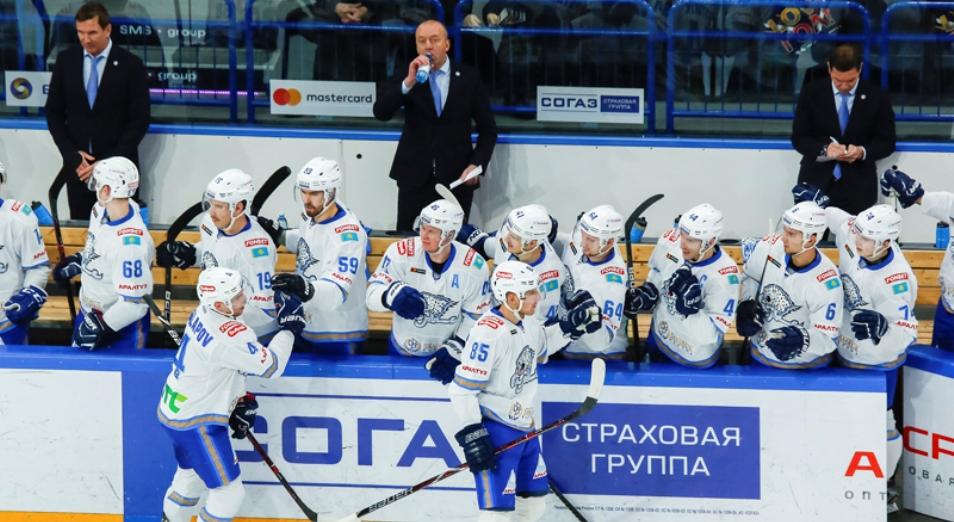 Регулярка КХЛ: «Барыс» – потенциально третий на Востоке