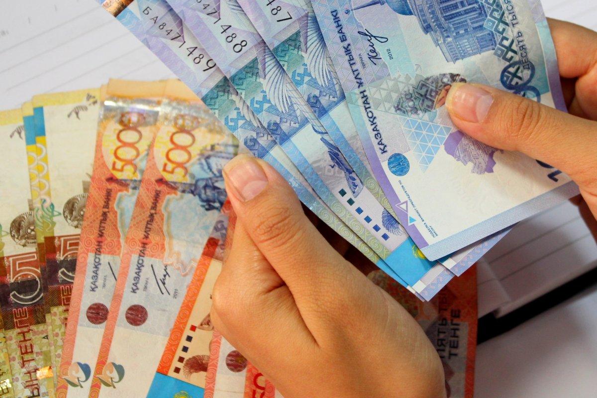 Средняя зарплата в Казахстане составила почти 178 тысяч тенге