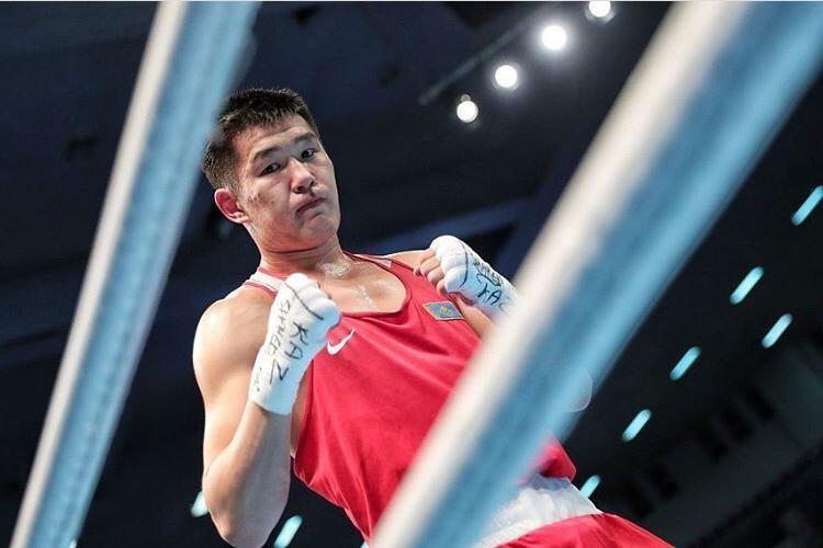 Бекзад Нурдаулетов завоевал золотую медаль на олимпийском турнире в Аммане