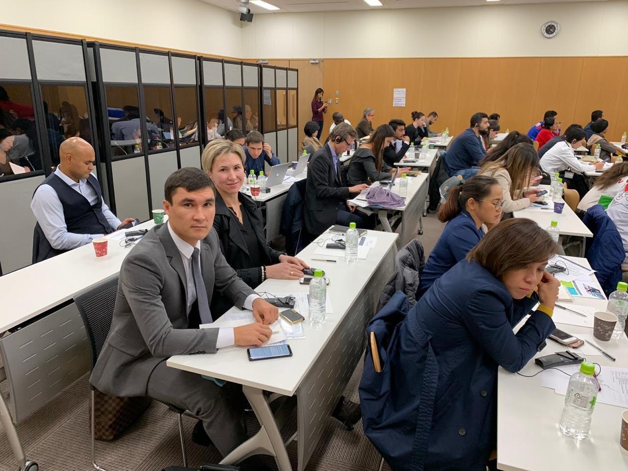 НОК Казахстана принял участие в Континентальном форуме спортсменов Азии