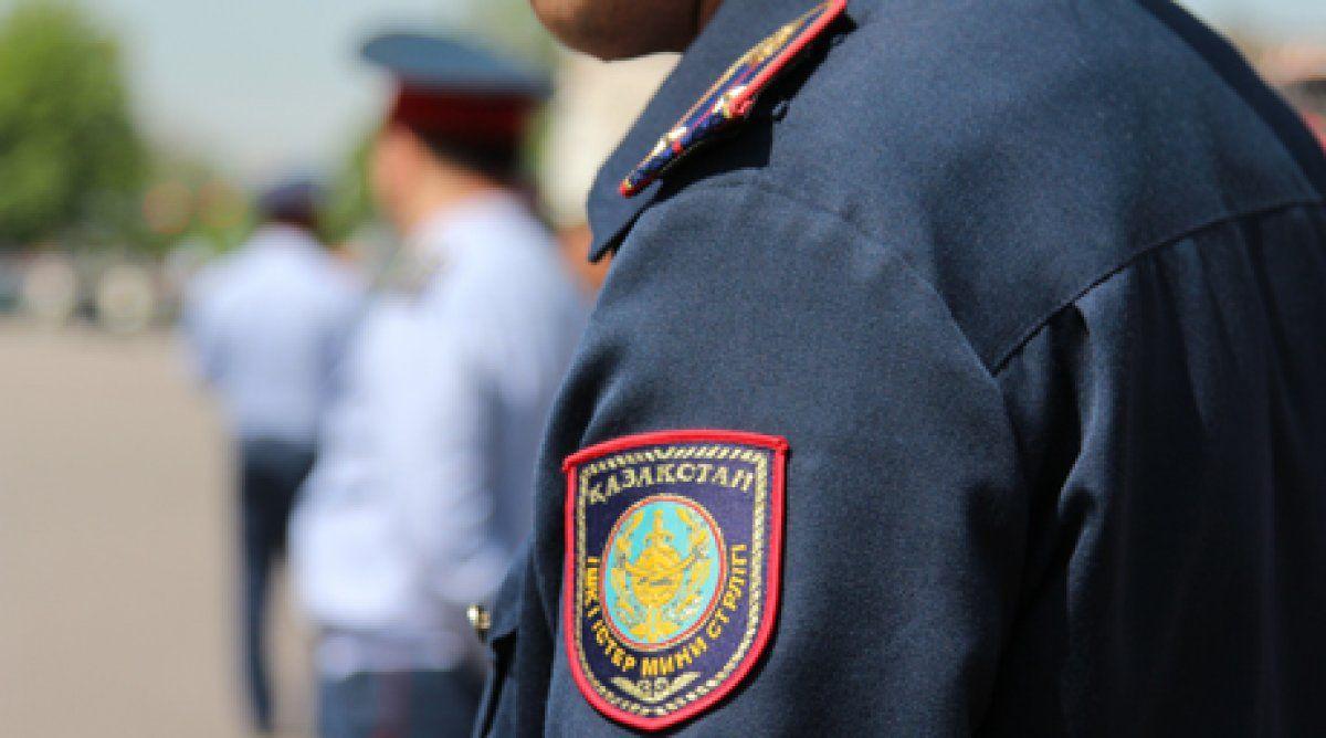 Задержаны еще двое подозреваемых в нападении на полицейских в Алматы