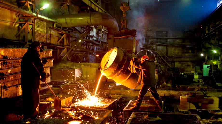 Производство стали в Казахстане за первое полугодие сократилось на 2,4%