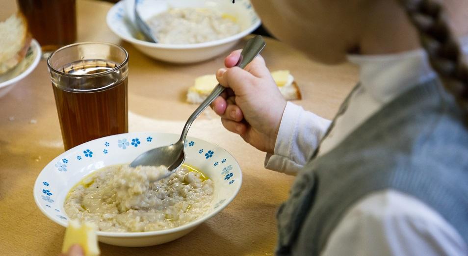 Пропажу продуктов из интерната расследуют в Туркестанской области