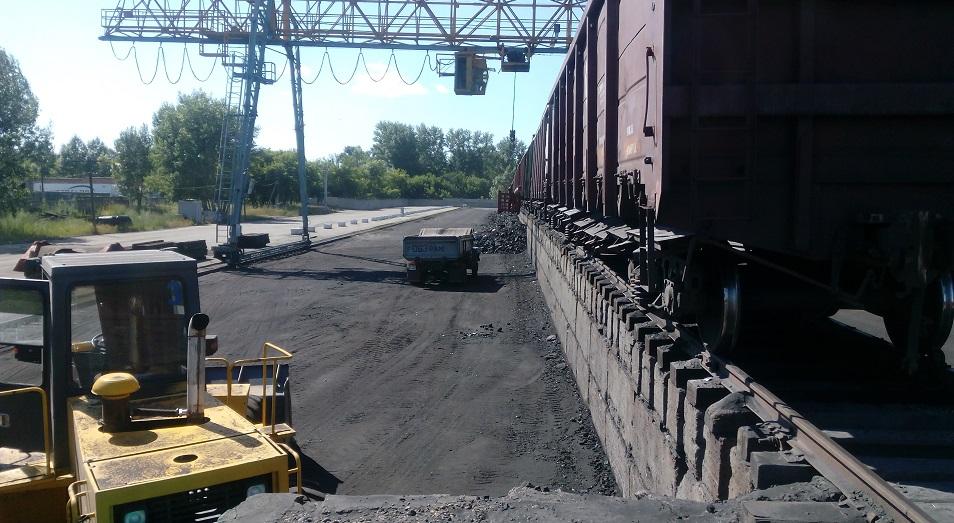 Вслед за ростом цен на уголь резко возросли его продажи
