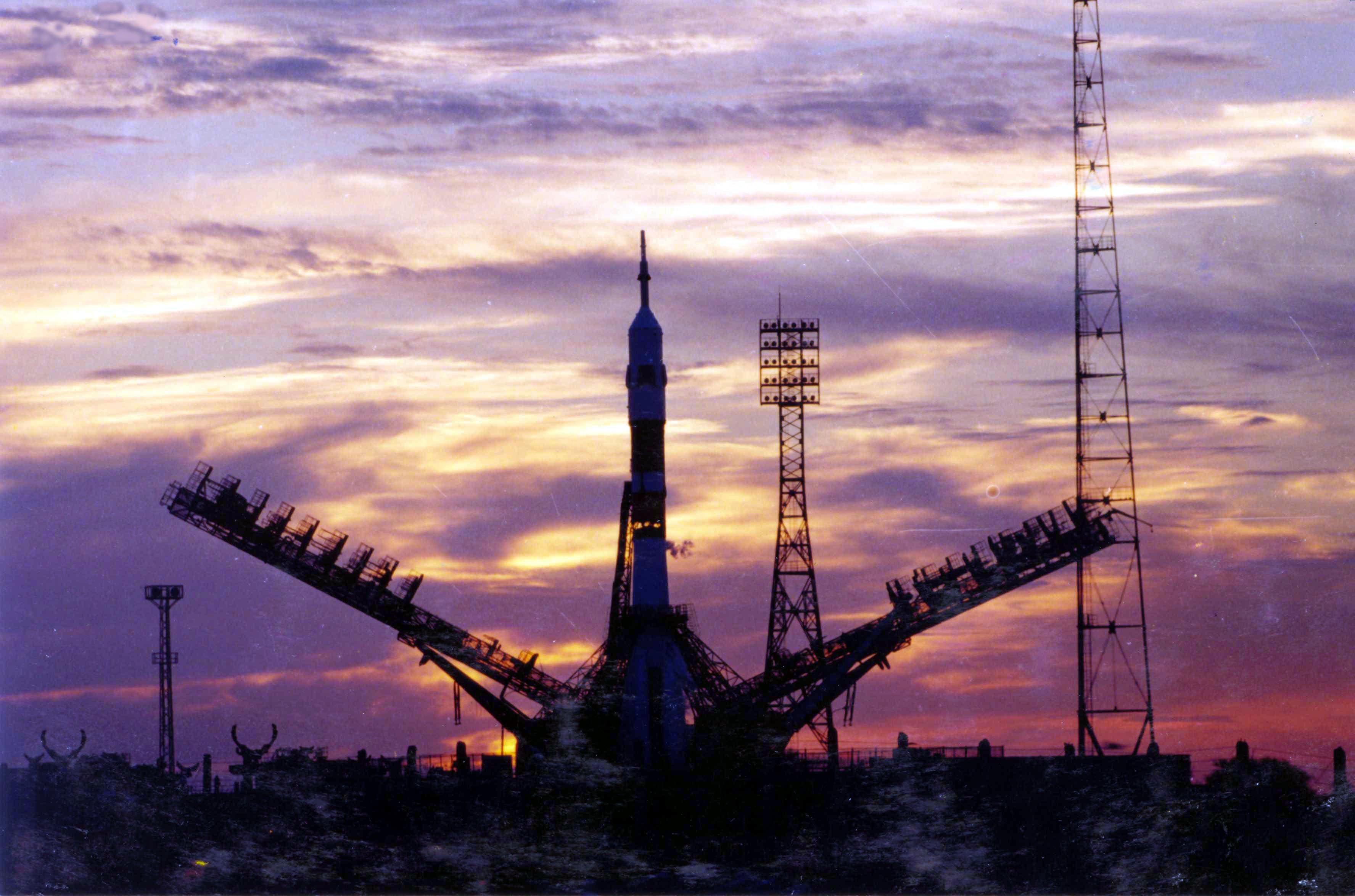 Транспортный пилотируемый корабль «Союз МС-11» заправили на Байконуре