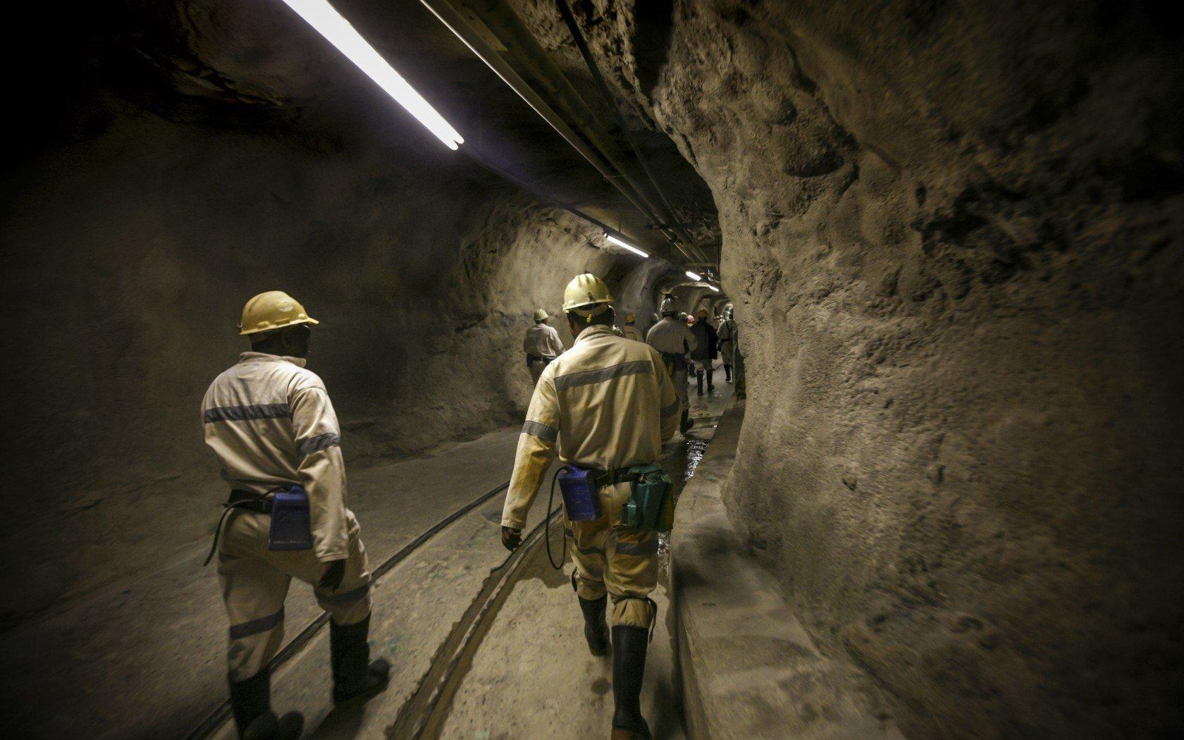 В Польше погиб человек при землетрясении в шахте, Польша, Гибель, Шахта
