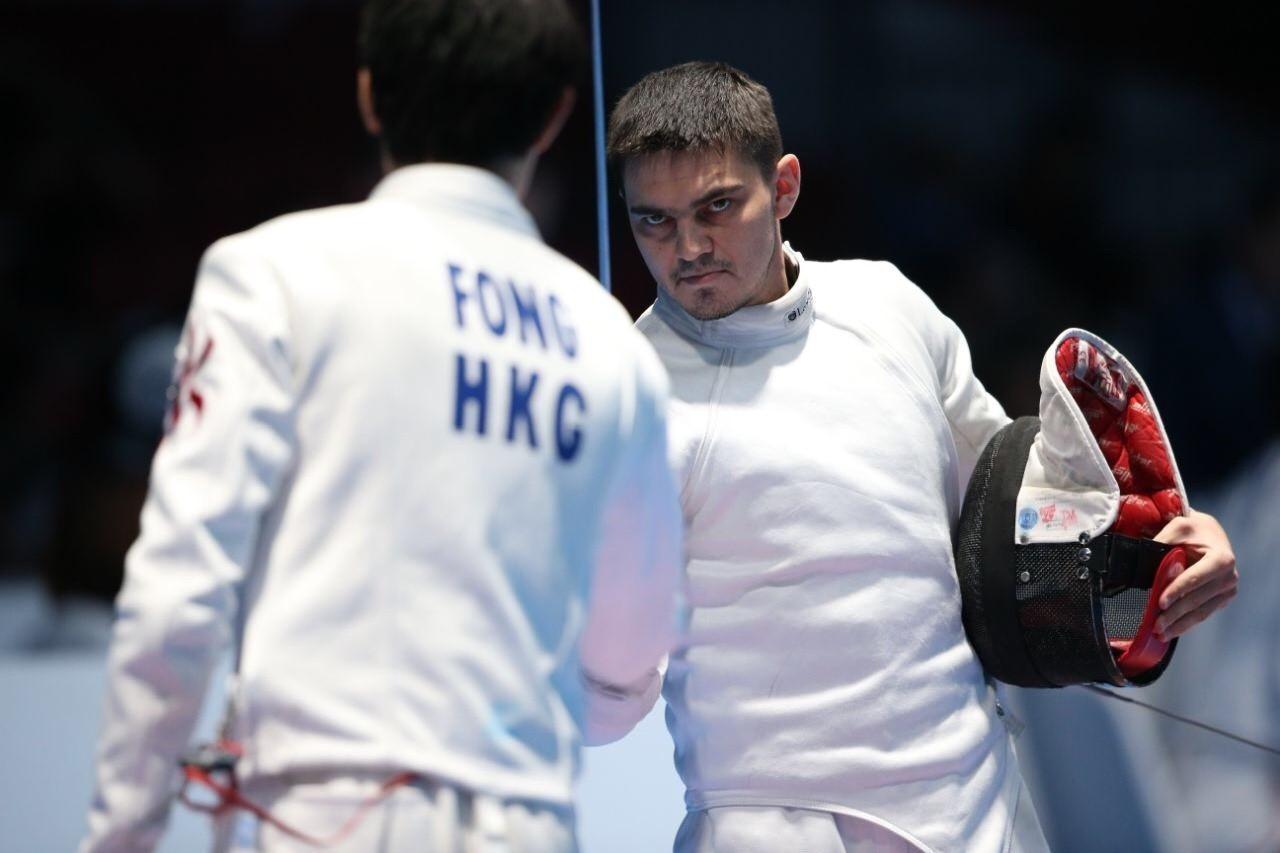 Команда Казахстана по фехтованию стала шестой на ЭКМ в Германии