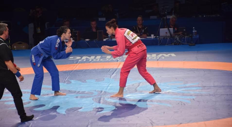 Мариан Урдабаева – о жизни после дзюдо и серебре чемпионата мира по грэпплингу