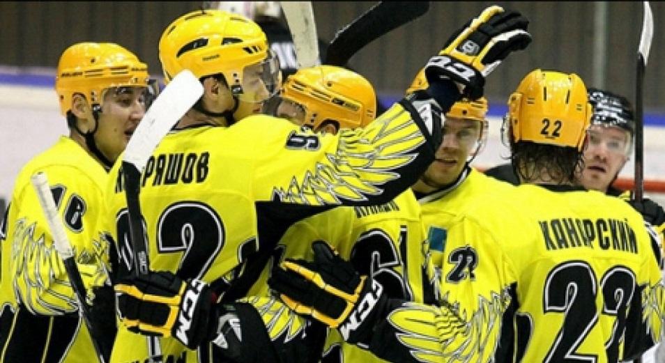 Плей-офф ВХЛ: «Сарыарка» повела в полуфинальной серии