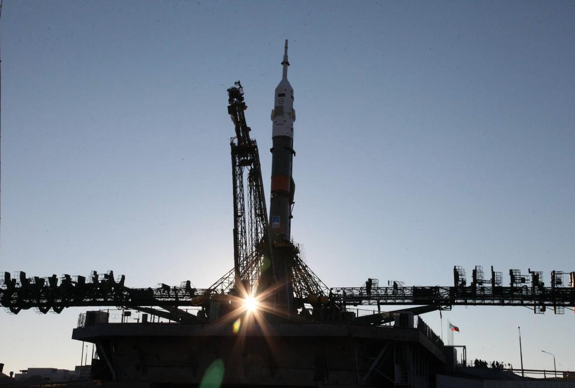 """Запущенная с Байконура ракета-носитель """"Прогресс МС-10"""" вышла на околоземную орбиту"""