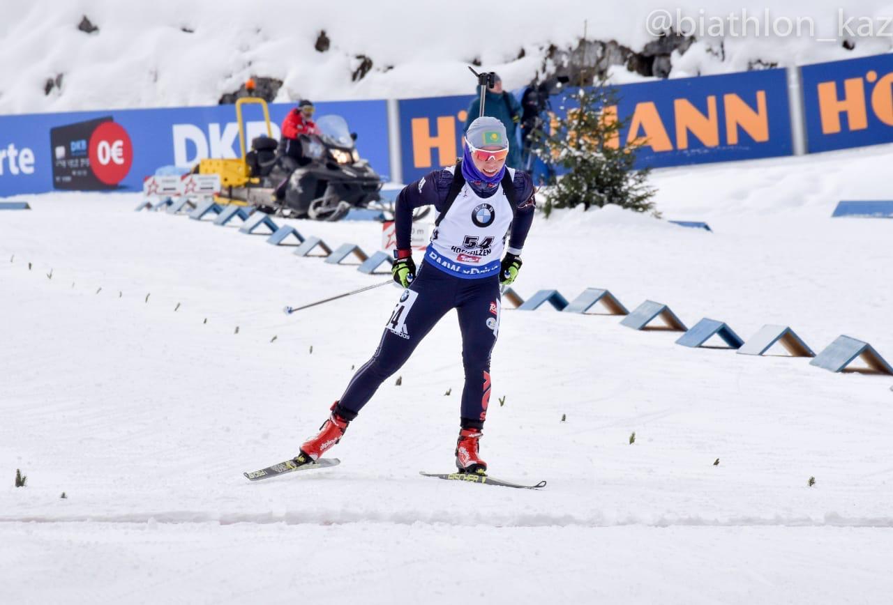 Четверо акмолинцев будут участвовать в международных стартах по биатлону