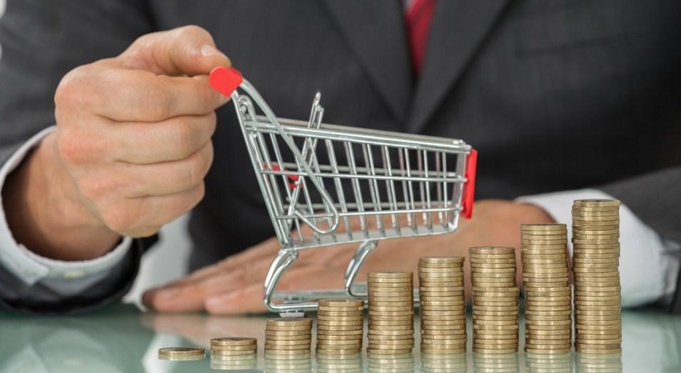 Инфляционные ожидания достигли трехлетнего минимума, Инфляция, Инфляционные ожидания, Нацбанк РК, GfK Kazakhstan, цены, зарплата, Кредиты