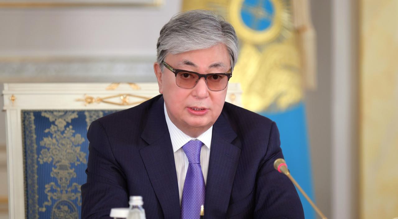 Касым-Жомарт Токаев  провел телефонный разговор с Королем Саудовской Аравии