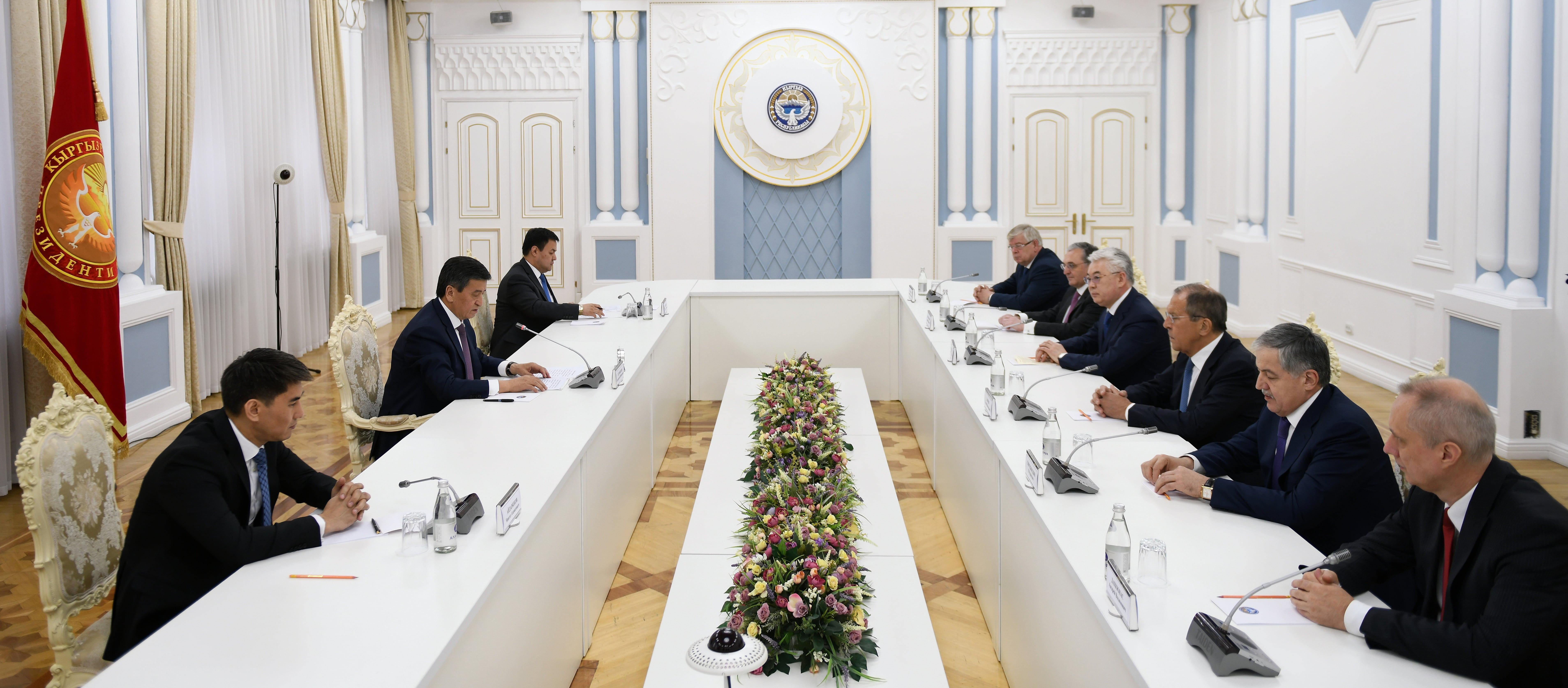 Меры по снижению напряженности на таджикско-афганской границе согласовали главы МИД ОДКБ