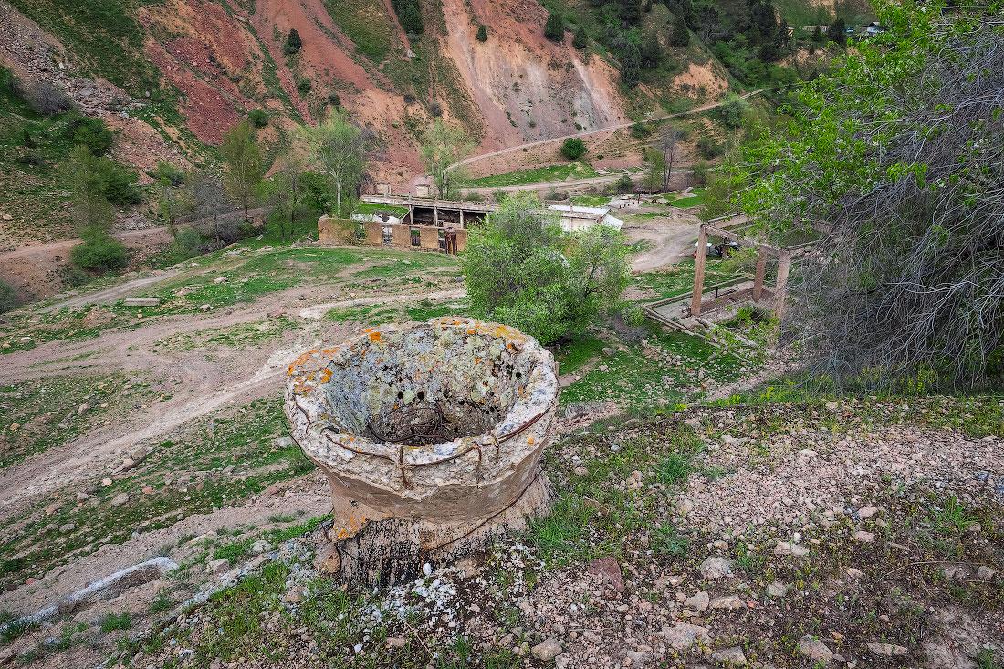 Защитные покрытия и ограждения отработанных урановых рудников в СКО восстановят к 2020 году