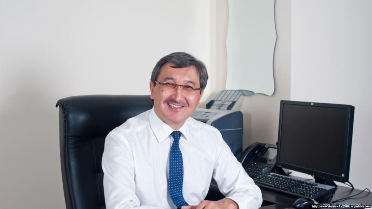 Союз строителей Казахстана выдвинул Талгата Ергалиева кандидатом в президенты