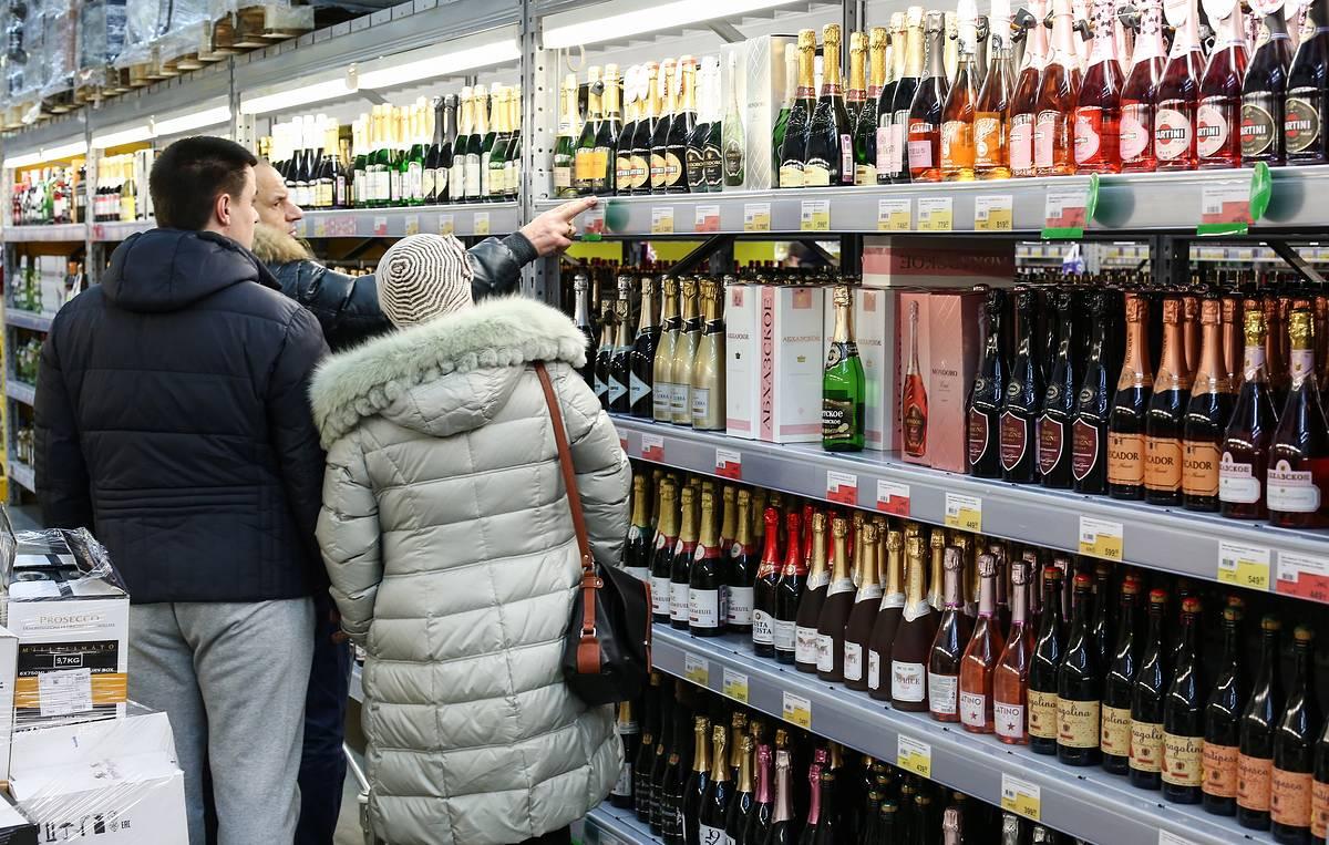 В РК во время карантина упал спрос на алкоголь