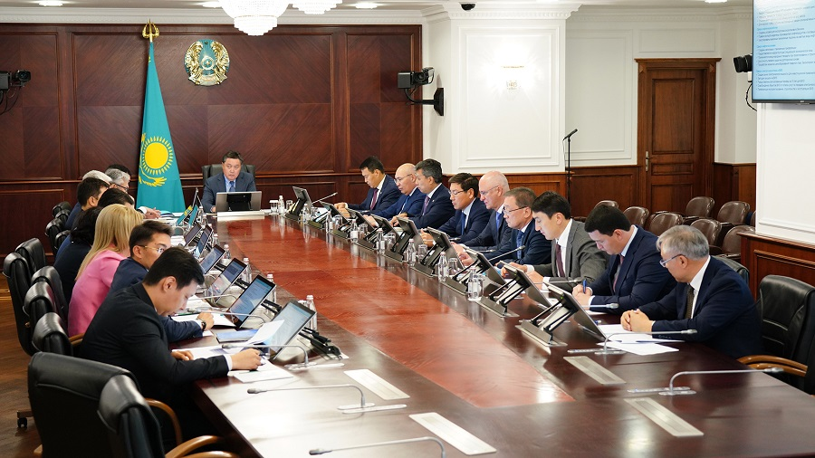 Минэнерго РК и акиматы Атырауской, Мангистауской областей и ЗКО отчитались о привлечении инвестиций