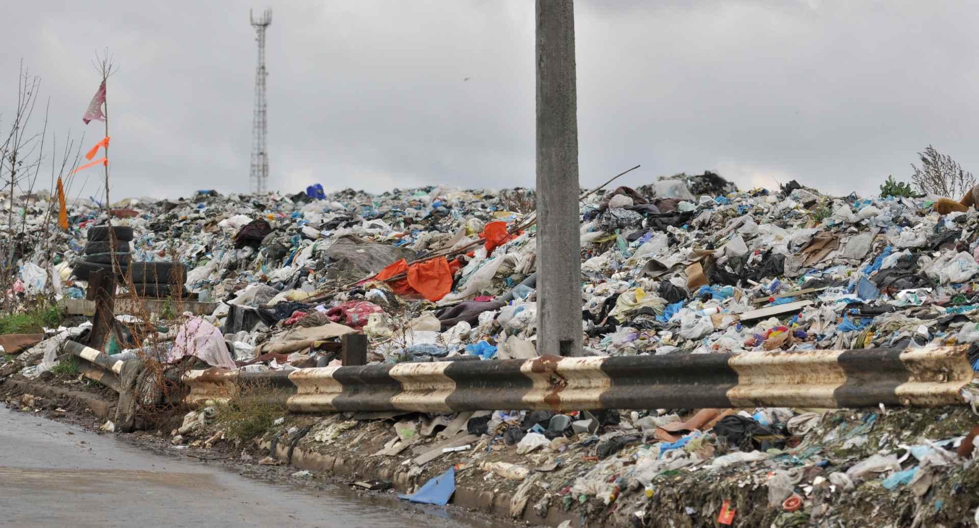 Завод по переработке мусора намерены построить на территории СЭЗ «Павлодар»