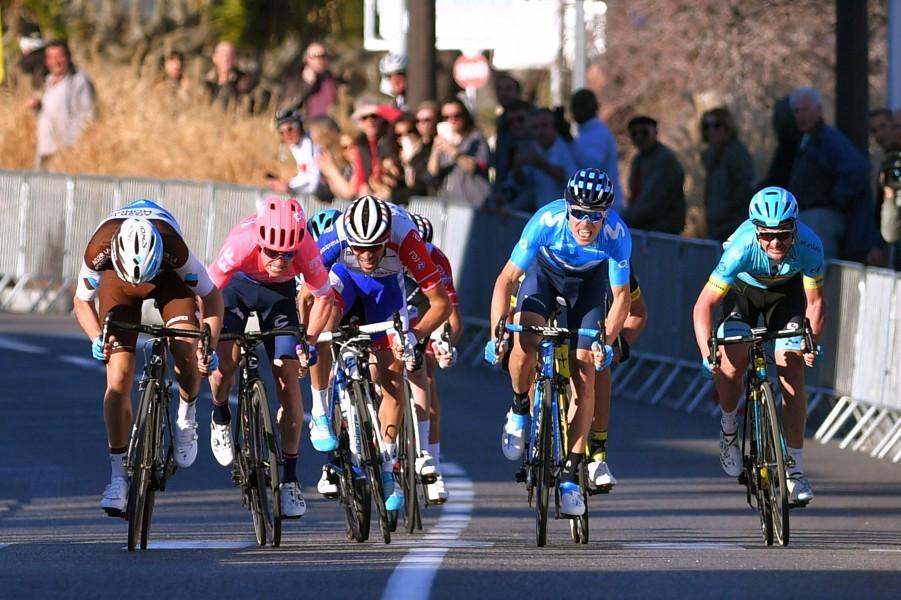 Велогонщик «Астаны» финишировал шестым на этапе «Тур де Франс»