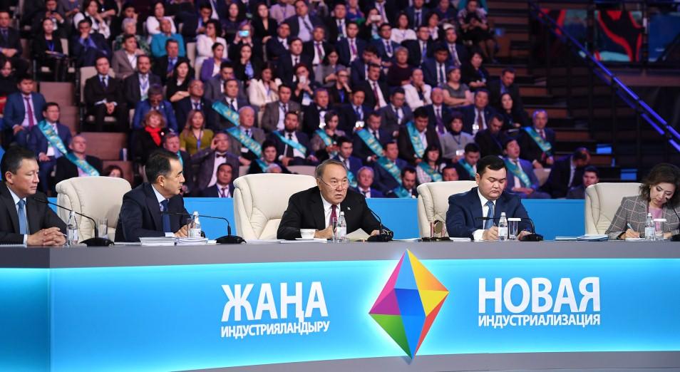 Президент РК об индустриализации: «Мы находимся в начале пути», индустрия, индустриализация, Нурсултан Назарбаев, производство , экспорт