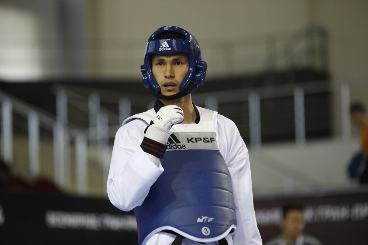 Кайрат Сарымсаков завоевал «бронзу» мирового первенства по таеквондо